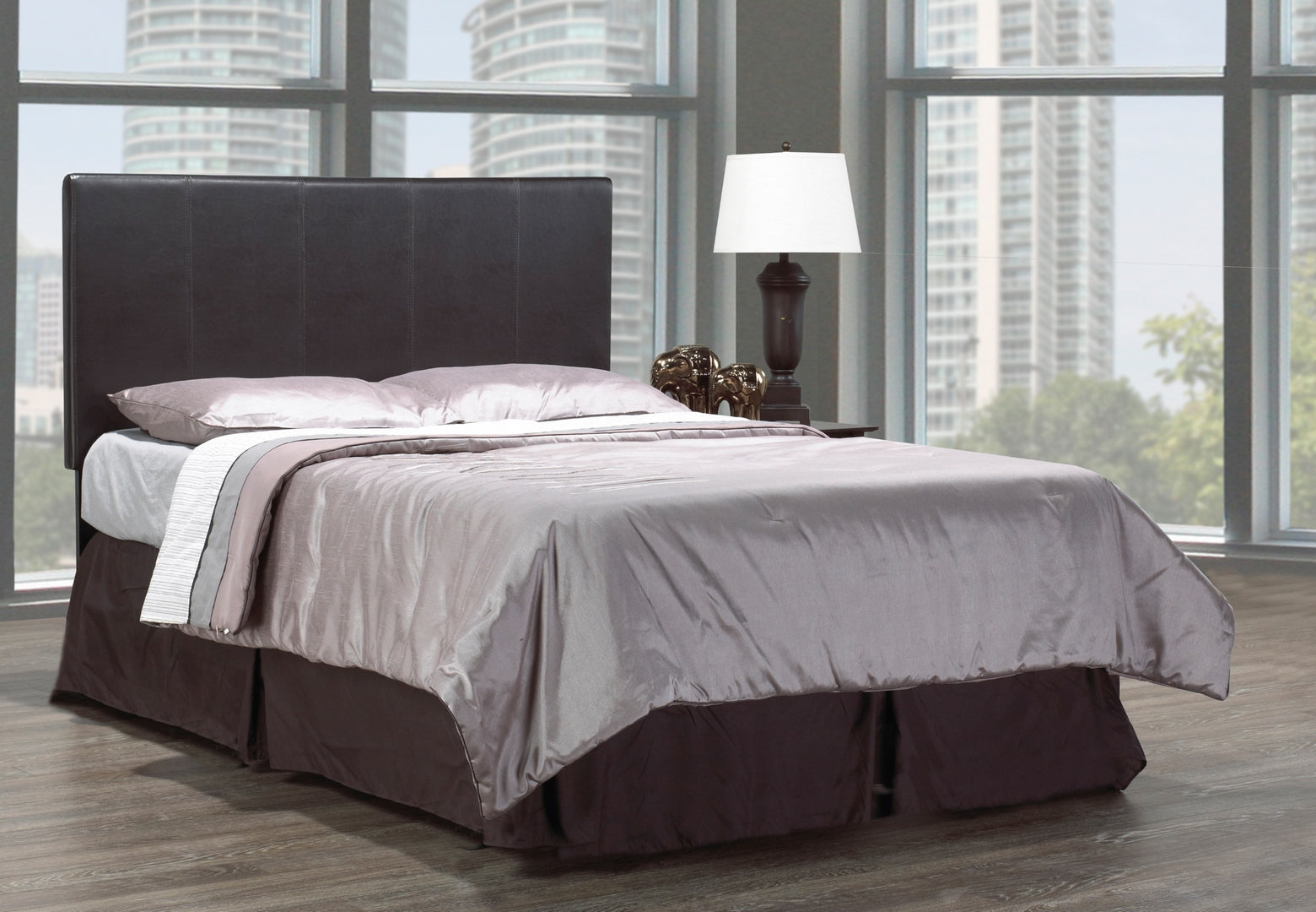 136 Upholstered Headboard only