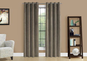 I 9826 CURTAIN PANEL - 2PCS / 52