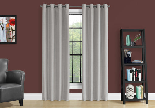 I 9835 CURTAIN PANEL - 2PCS / 52