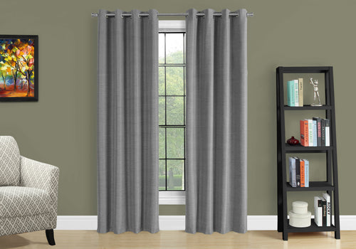 I 9841 CURTAIN PANEL - 2PCS / 52