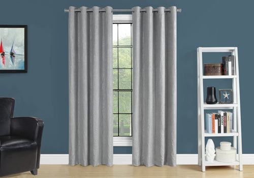 I 9844 CURTAIN PANEL - 2PCS / 52