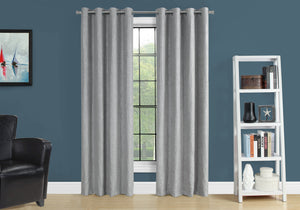 I 9845 CURTAIN PANEL - 2PCS / 52