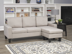 Anton LHF/RHF Configurable Sectional - Beige