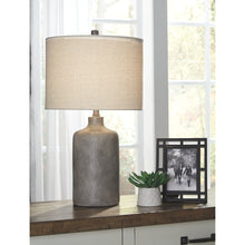 Load image into Gallery viewer, Linus Ceramic Table Lamp (1/CN)