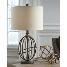 Load image into Gallery viewer, Manasa Metal Table Lamp (1/CN)