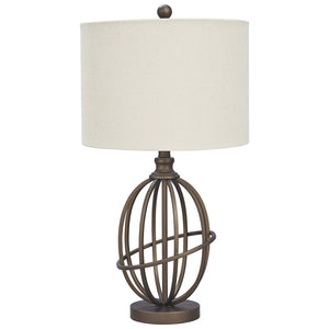 Manasa Metal Table Lamp (1/CN)