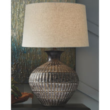 Load image into Gallery viewer, Magan Metal Table Lamp (1/CN)