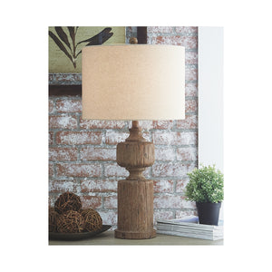 Madelief Poly Table Lamp (1/CN)