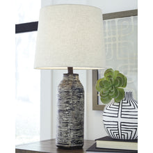 Load image into Gallery viewer, Mahima Paper Table Lamp (2/CN)