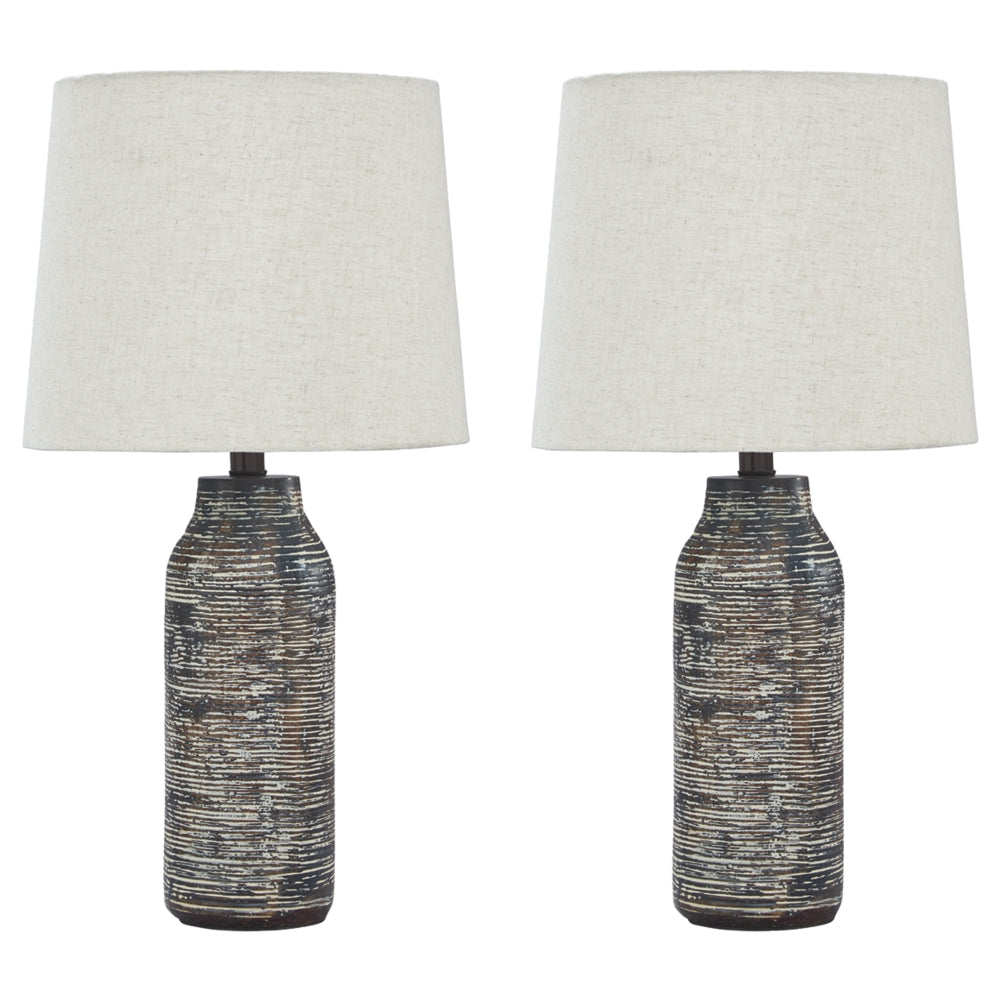 Mahima Paper Table Lamp (2/CN)