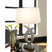 Load image into Gallery viewer, Amayeta Poly Table Lamp (2/CN)