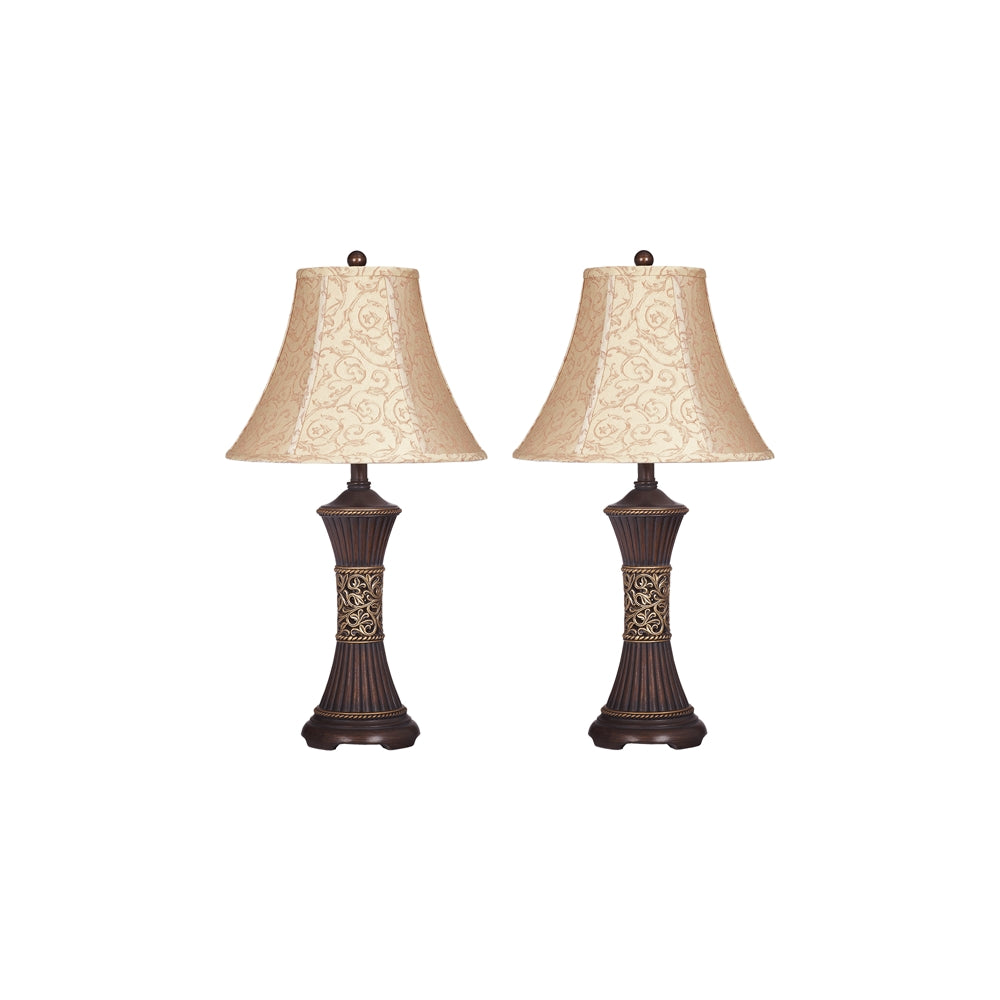 Mariana Poly Table Lamp (2/CN)