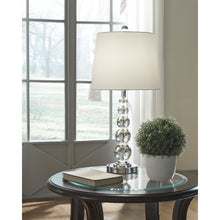 Load image into Gallery viewer, Joaquin Crystal Table Lamp (2/CN)