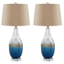 Load image into Gallery viewer, Johanna Glass Table Lamp (2/CN)
