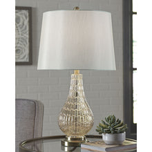 Load image into Gallery viewer, Latoya Glass Table Lamp (1/CN)