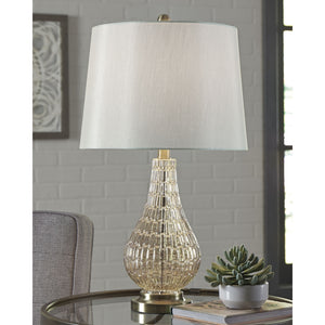 Latoya Glass Table Lamp (1/CN)