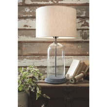 Load image into Gallery viewer, Manelin Glass Table Lamp (1/CN)