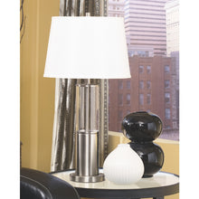 Load image into Gallery viewer, Norma Metal Table Lamp (2/CN)