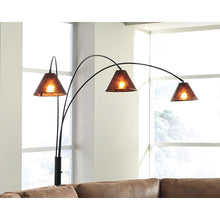 Load image into Gallery viewer, Sharde Metal Arc Lamp (1/CN)