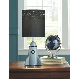Cale Ceramic Table Lamp (1/CN)