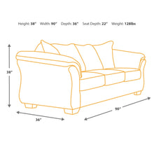 Load image into Gallery viewer, Bladen Sofa - Coffee