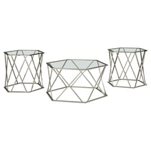 Load image into Gallery viewer, MADANERE COFFEE TABLE (3PC SET)
