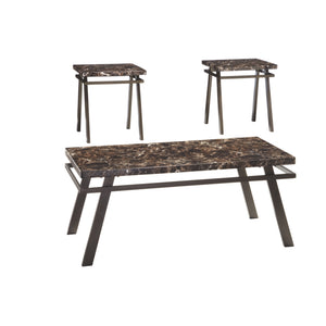 PAINTSVILLE COFFEE TABLE (3PC SET)