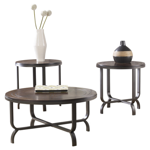 Ferlin Occasional Table Set (3/CN)