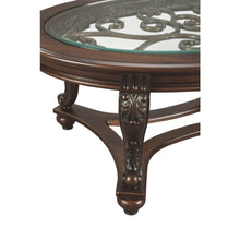 Load image into Gallery viewer, Norcastle Oval Cocktail Table