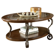 Load image into Gallery viewer, Nestor Oval Cocktail Table
