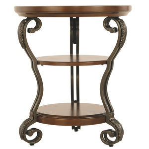 Nestor Chair Side End Table