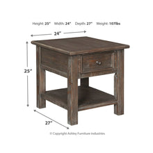 Load image into Gallery viewer, Wyndahl End Table