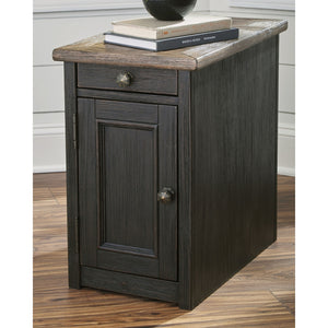 Tyler Creek Chair Side End Table
