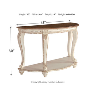 Realyn Console Table