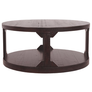 Rogness Round Cocktail Table