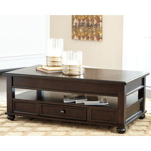 Barilanni Lift Top Cocktail Table