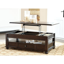 Load image into Gallery viewer, Barilanni Lift Top Cocktail Table