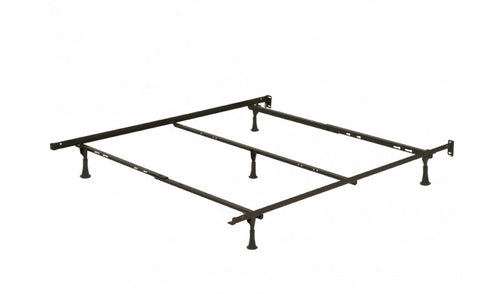 Twin-Double-Queen Deluxe Bed Frame with Centre Support