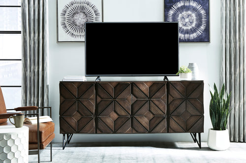 Chasinfield Extra Large TV Stand