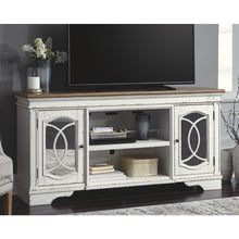 Load image into Gallery viewer, Realyn XL TV Stand w/Fireplace Option