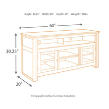 Load image into Gallery viewer, Harpan Large TV Stand
