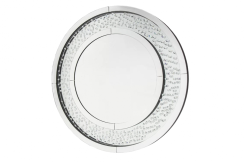 Jasmine Wall Mirror with LED