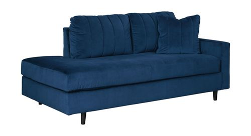 Enderlin Series Fabric Chaise Ink