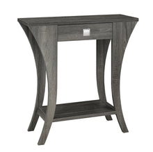Load image into Gallery viewer, Console Table with Storage, Grey