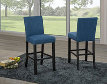 Load image into Gallery viewer, Indira 29' Bar Stool with Nail-Head Trim,