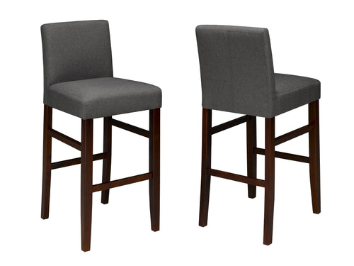 WS5411-5 GR 29' Bar Stool, Grey