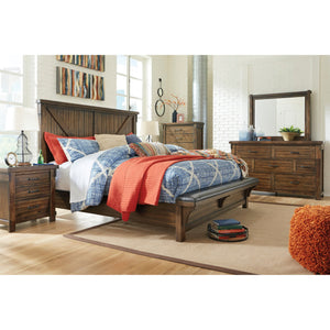 Lakeleigh Panel Bed