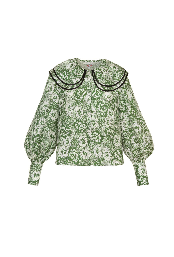 Amelia Blouse - Green
