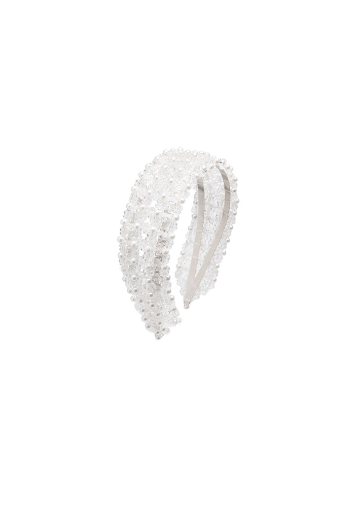 Diana Headband - Cream