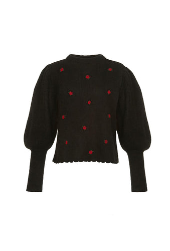 Elinor Jumper - Black